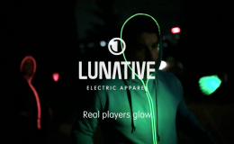 LUNATIVE Electric Apparel